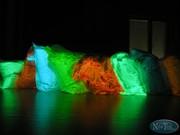 Наилучший люминофор ТАТ 33 для изготовления светящейся краски